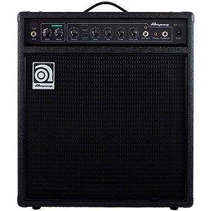 """Combo Amplificador Ampeg Contrabaixo 75 Watts 12"""" Ba112v2"""