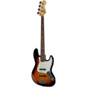 Contrabaixo Fender Jazz Bass Standard Mexicano Brown Sunburst