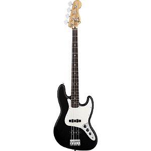 Contrabaixo Fender Jazz Bass Standard Mexicano Preto