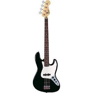 Contrabaixo Fender Squier Affinity Jazz Bass Preto