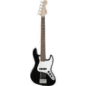 Contrabaixo Fender Squier Affinity J. Bass V LR 506 Black 5 Cordas