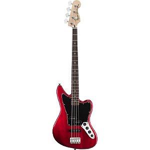 Contrabaixo Fender Squier Jaguar Bass Special Crimson Red
