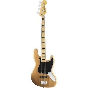 Contrabaixo Fender Squier Vintage Modified Jazz Bass 70 Natural