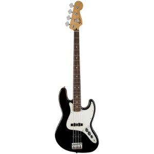 Contrabaixo Fender Standard Jazz Bass Mexicano Black