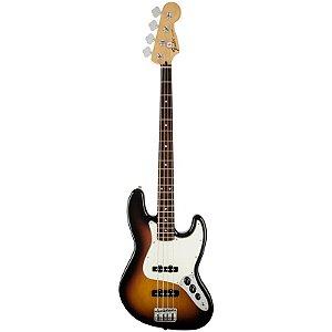 Contrabaixo Fender Standard Jazz Bass Mexicano Brown Sunburst