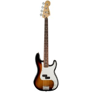 Contrabaixo Fender Standard Precision Bass Mexicano Brown Sunburst