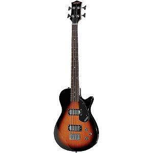 Contrabaixo Gretsch Electromatic Junior Jet Bass II Short Scale Tobaco Sunburst