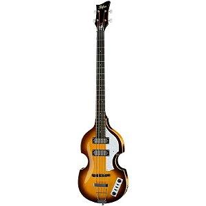 Contrabaixo Hofner Violin Bass Ignition Cavern Sunburst