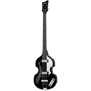 Contrabaixo Hofner Violin Bass Ignition Preto