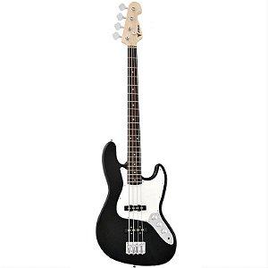 Contrabaixo Phoenix Jazz Bass PHX JB BK 4 Cordas Preto