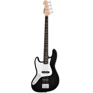 Contrabaixo Phoenix Jazz Bass Phx Jbbk Lh 4 Cordas Preto Canhoto