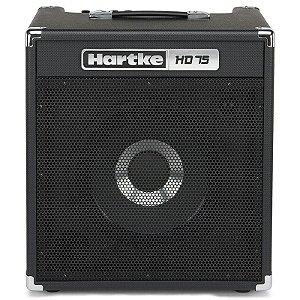 """Cubo Amplificador Para Contrabaixo Hartke Hd-75 75w 12"""""""