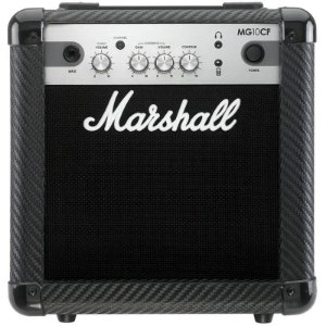 Cubo Amplificador Para Guitarra Marshall Mg10cf 10W