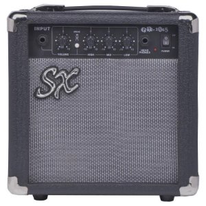 Cubo Amplificador Para Guitarra Sx Ga1065 Egk Amps 10w