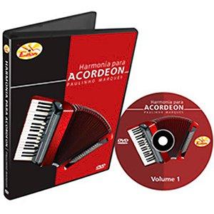 Curso De Harmonia Para Acordeon Vol 1 Edon