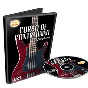 Curso DVD Contrabaixo Iniciantes Vol 1 Edon