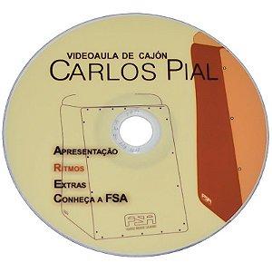 Curso Dvd De Cajon Fsa Carlos Pial