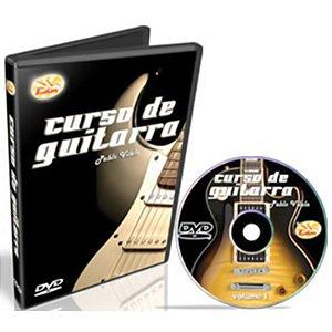 Curso DVD de Guitarra Volume 1 Edon