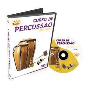 Curso DVD de Percussão Vol 2 Edon