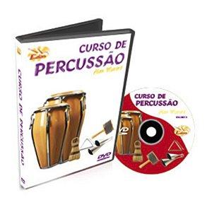 Curso DVD de Percussão Vol 3 Edon