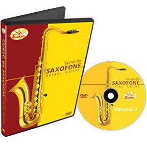 Curso DVD De Saxofone Vol 2 Edon