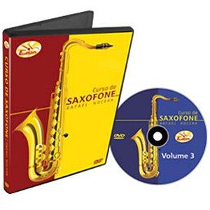 Curso DVD De Saxofone Vol 3 Edon