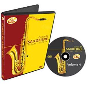 Curso DVD De Saxofone Vol 4 Edon