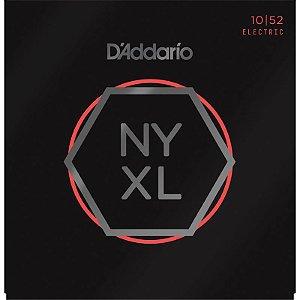 Encordoamento Daddario Guitarra 010 Nyxl 1052 Nickel Wound