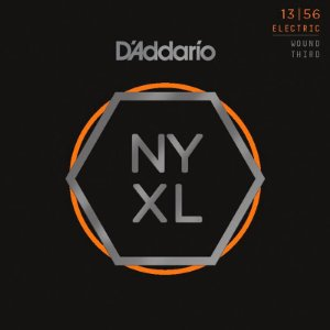 Encordoamento Daddario Guitarra 013 Nyxl 1356 W Nickel Wound