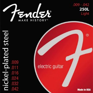 Encordoamento Fender Guitarra 09 250l