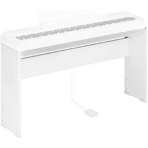 Estante Para Piano Yamaha L85 Branca