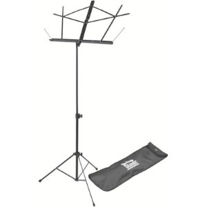 Estante Partitura On Stage Stands com Bag Sm7122bb