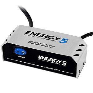 Fonte Para 5 Pedais Landscape Energy E5 9v