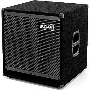 Gabinete Caixa Para Contrabaixo Warwick Bass Reflex Wca115-4