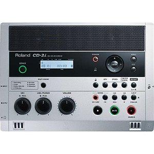 Gravador De Cd Sd Roland Cd-2i