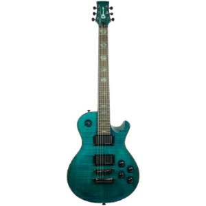 Guitarra Charvel Desolation Ds1st Blue Smear