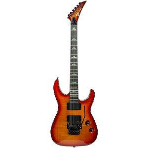 Guitarra Charvel Desolation Soloist Dx1fr Cherry Sunburst