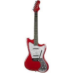 Guitarra Danelectro Dead On 67 Red