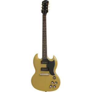 Guitarra Epiphone SG Special P-90 50th Anniversary 1961 Ltd. Ed. TV Yellow