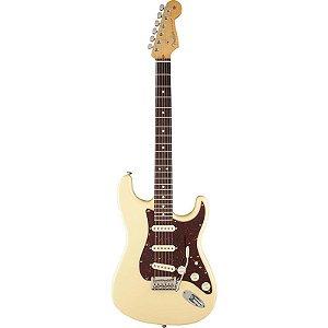 Guitarra Fender Americana Standard Stratocaster Limited Edition Vintage White