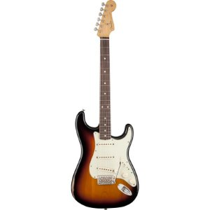 Guitarra Fender Road Worn 60 Stratocaster 3-Color Sunburst