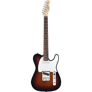 Guitarra Fender Squier Affinity Telecaster Rw Brown Sunburst
