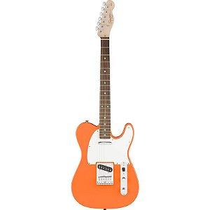 Guitarra Fender Squier Affinity Telecaster Rw Competition Orange