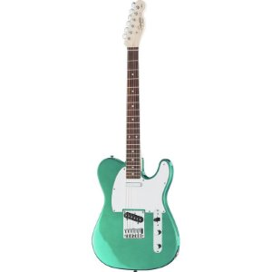Guitarra Fender Squier Affinity Telecaster Rw Racing Green