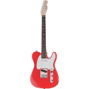 Guitarra Fender Squier Affinity Telecaster Rw Racing Red