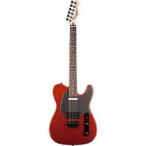 Guitarra Fender Squier Bullet Telecaster Hs Laranja Metálico