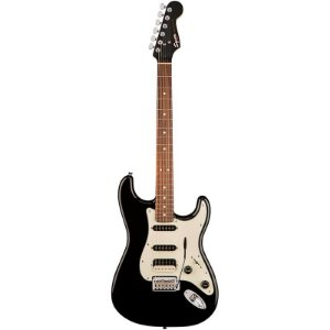 Guitarra Fender Squier Contemporary Stratocaster HSS Black Metallic