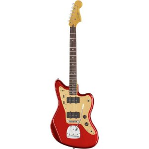 Guitarra Fender Squier Deluxe Jazzmaster Tr Tremolo Candy Apple Red