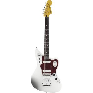 Guitarra Fender Squier Jaguar Vintage Modified Olympic White