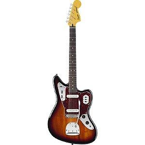 Guitarra Fender Squier Jaguar Vintage Modified Sunburst